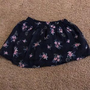 Disney jumping beans skirt with shorts size 4T